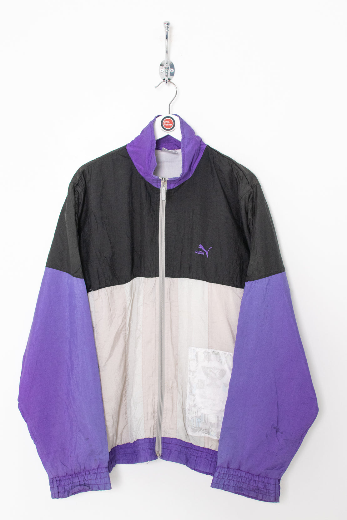 Puma Shell Suit Jacket (L)