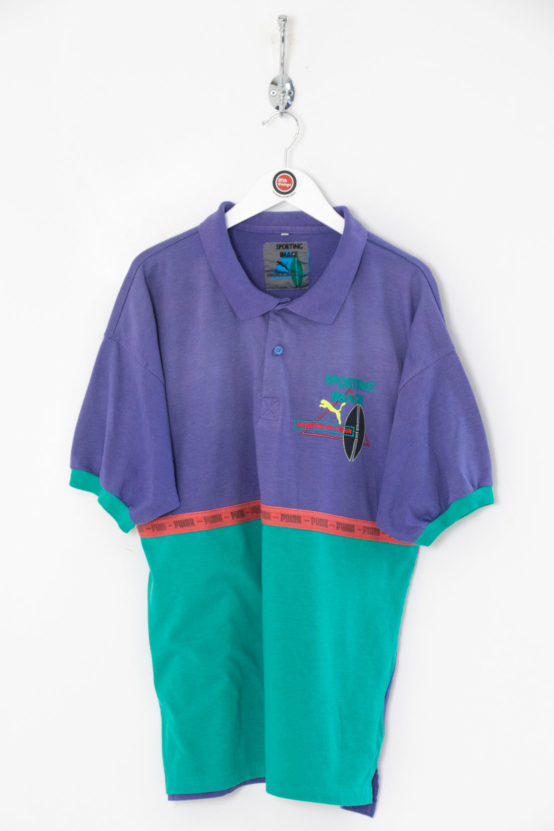 Puma Polo Shirt (XL)
