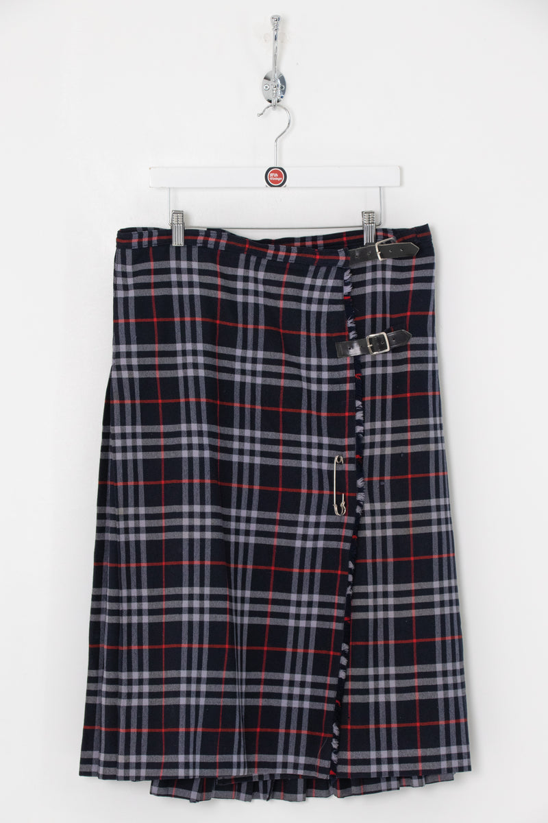 Women's Burberry Skirt (XXL)