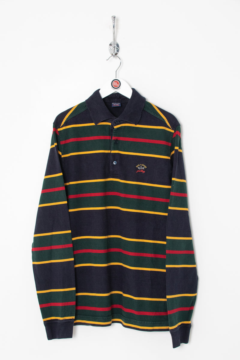 Paul & Shark Longsleeve Polo Shirt (L)