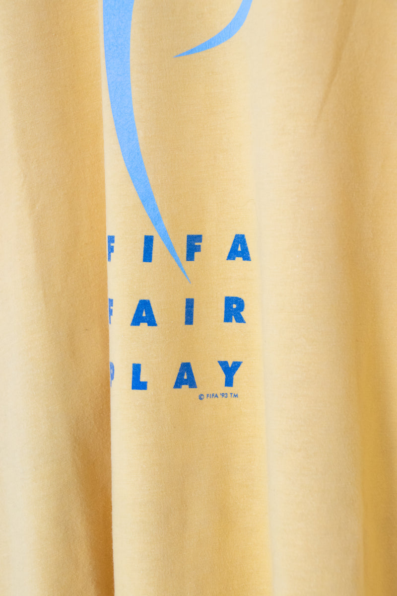 1993 Fifa Fair Play T-Shirt (M)