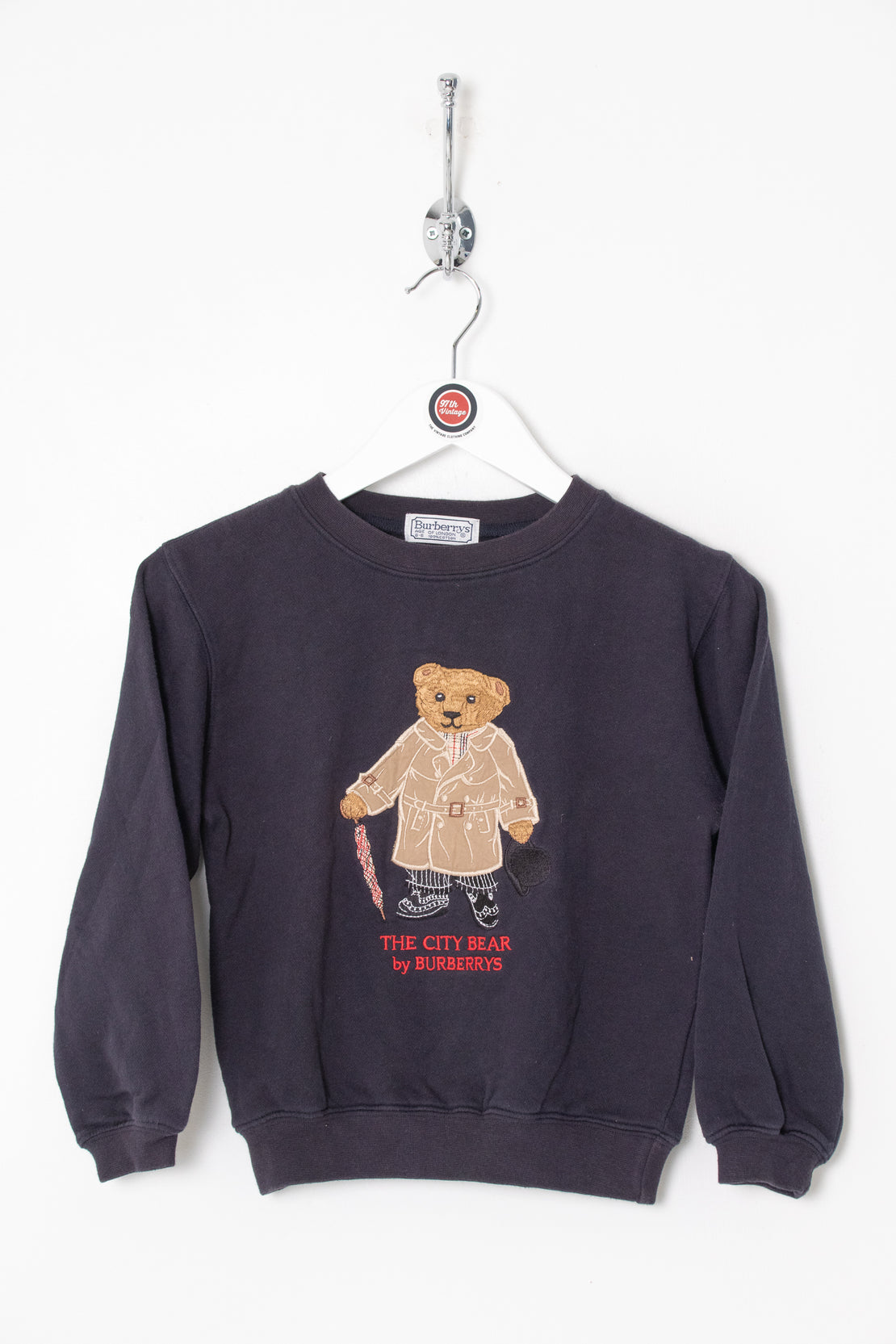 Kids Burberry Sweatshirt (Age 6-8)