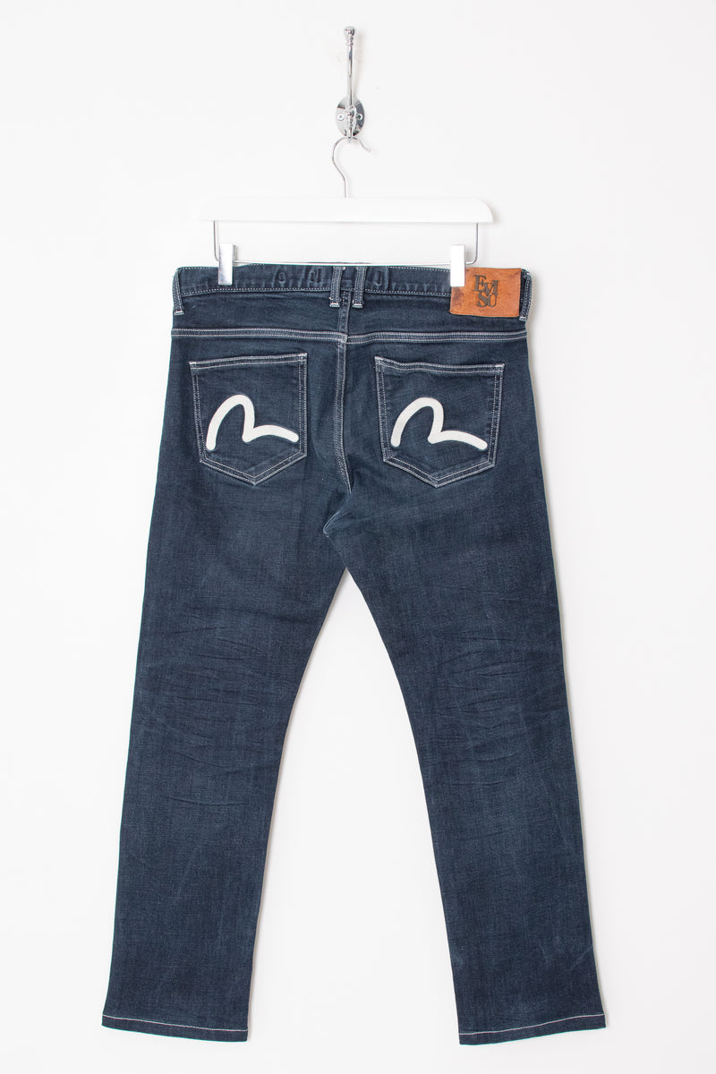 Evisu Denim Jeans (32)