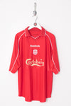 2000 Liverpool Football Shirt (M)