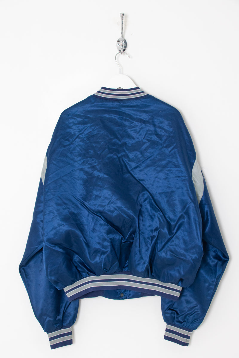 Dallas Cowboys Satin Bomber Jacket (XL)