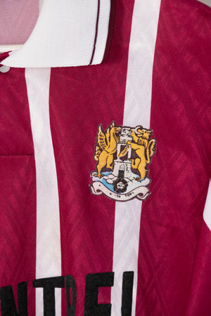 1993 Northampton Town Football Shirt (S)