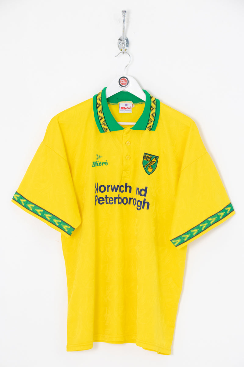 1994 Norwich City Football Shirt (XL)