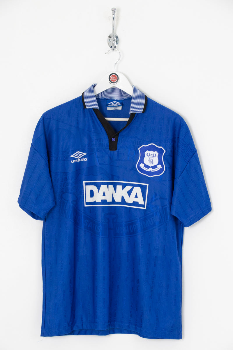 1995 Everton Football Shirt (L)