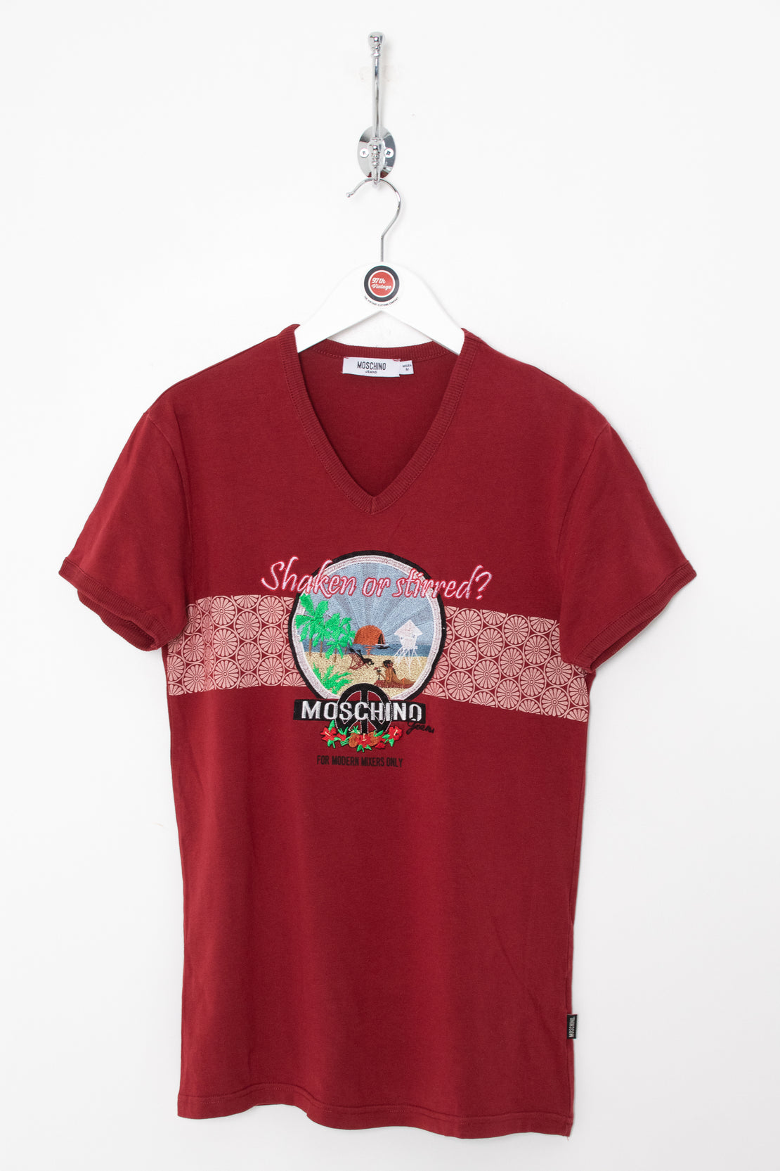 Women's Moschino T-Shirt (M)