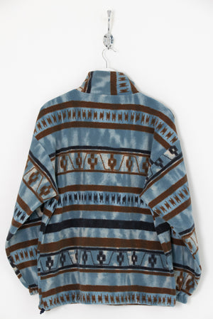Patterned Fleece (L)