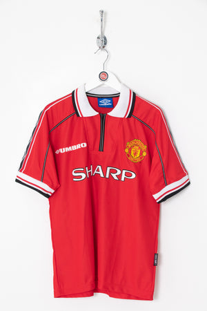 1998 Manchester United 'Giggs' Football Shirt (S)