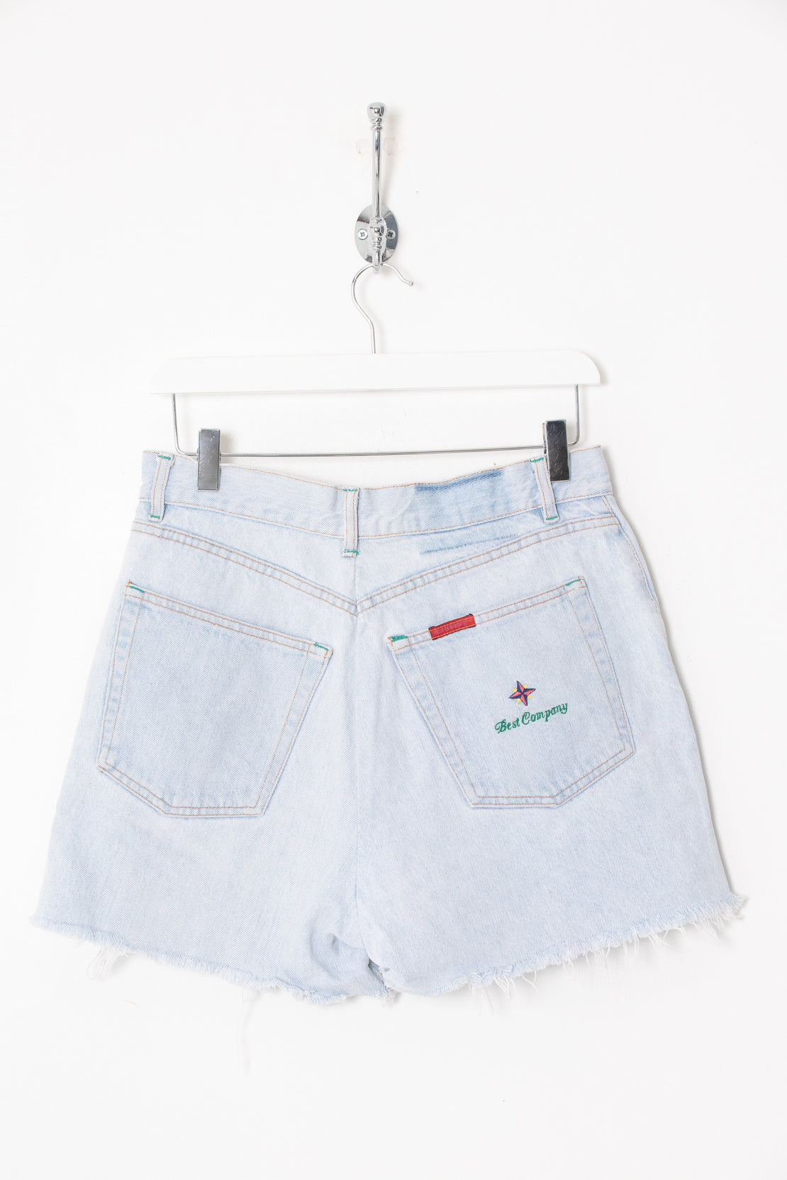 Women's Best Company Denim Shorts (26)