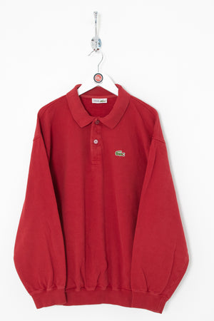 Lacoste Polo Sweatshirt (XL)
