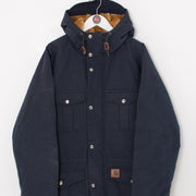 Carhartt Fleece Lined Parka Jacket (M)