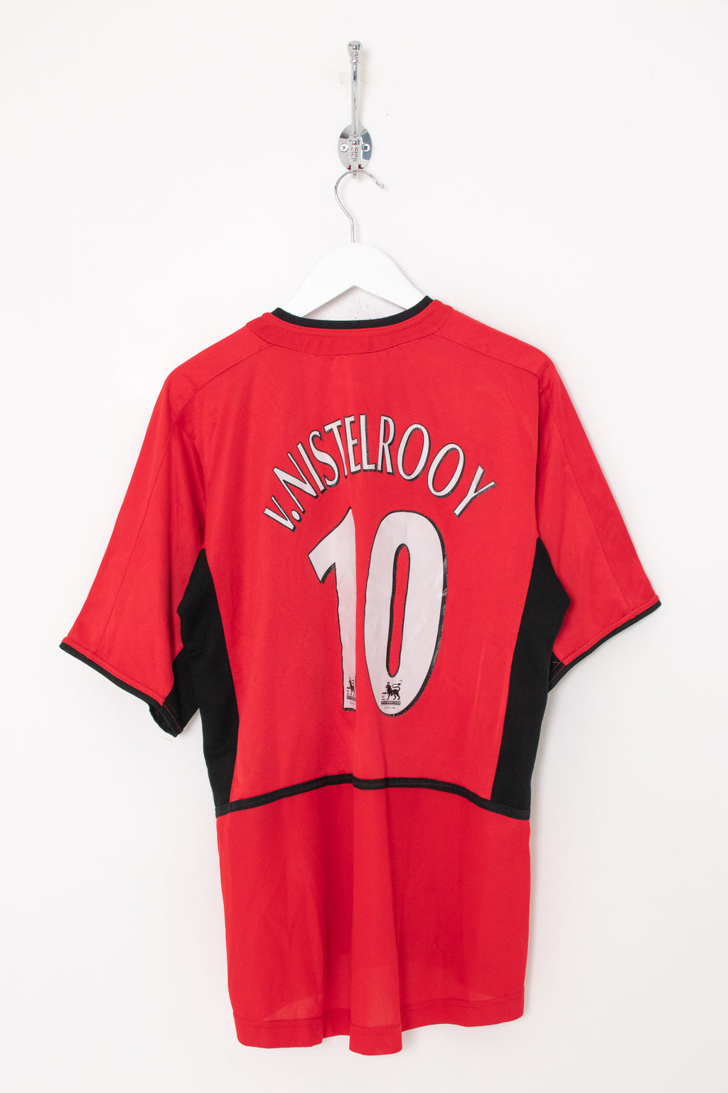 2002 Manchester United Van Nistelrooy Football Shirt (M)