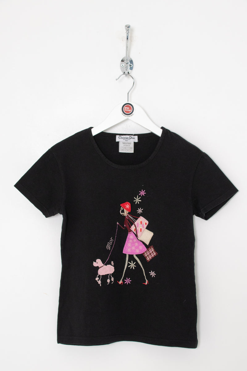 Women's Christian Dior T-Shirt (M)