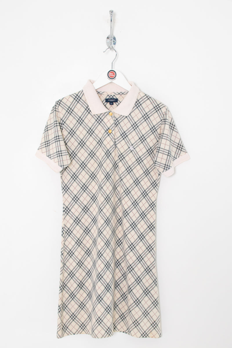 Women's Burberry Polo Dress (S)