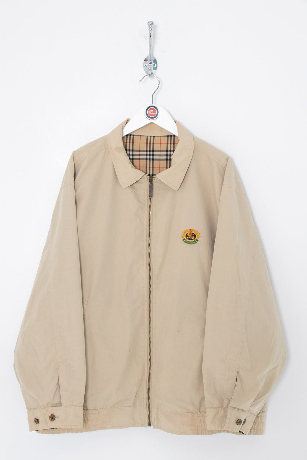 Burberry Reversible Jacket (M)