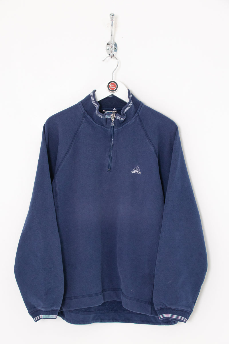 Women's Adidas 1/4 Zip Sweatshirt (S)
