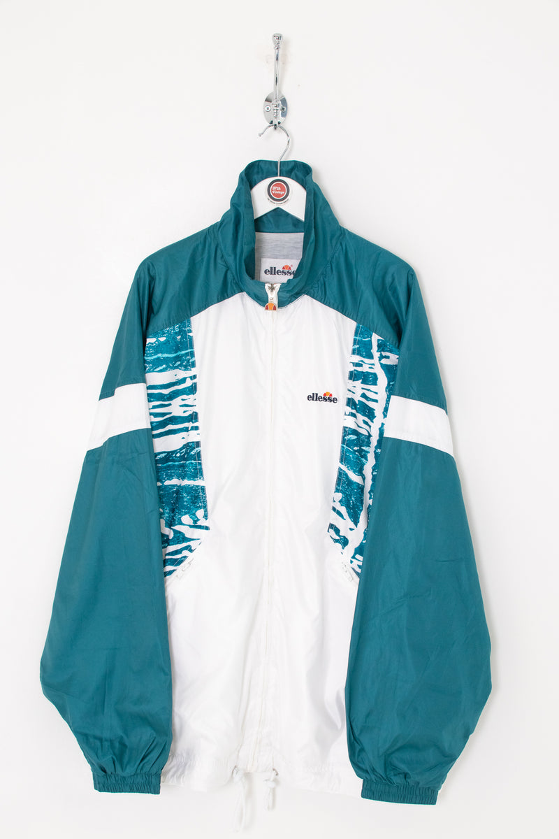Ellesse Full Shell Suit Tracksuit (L)