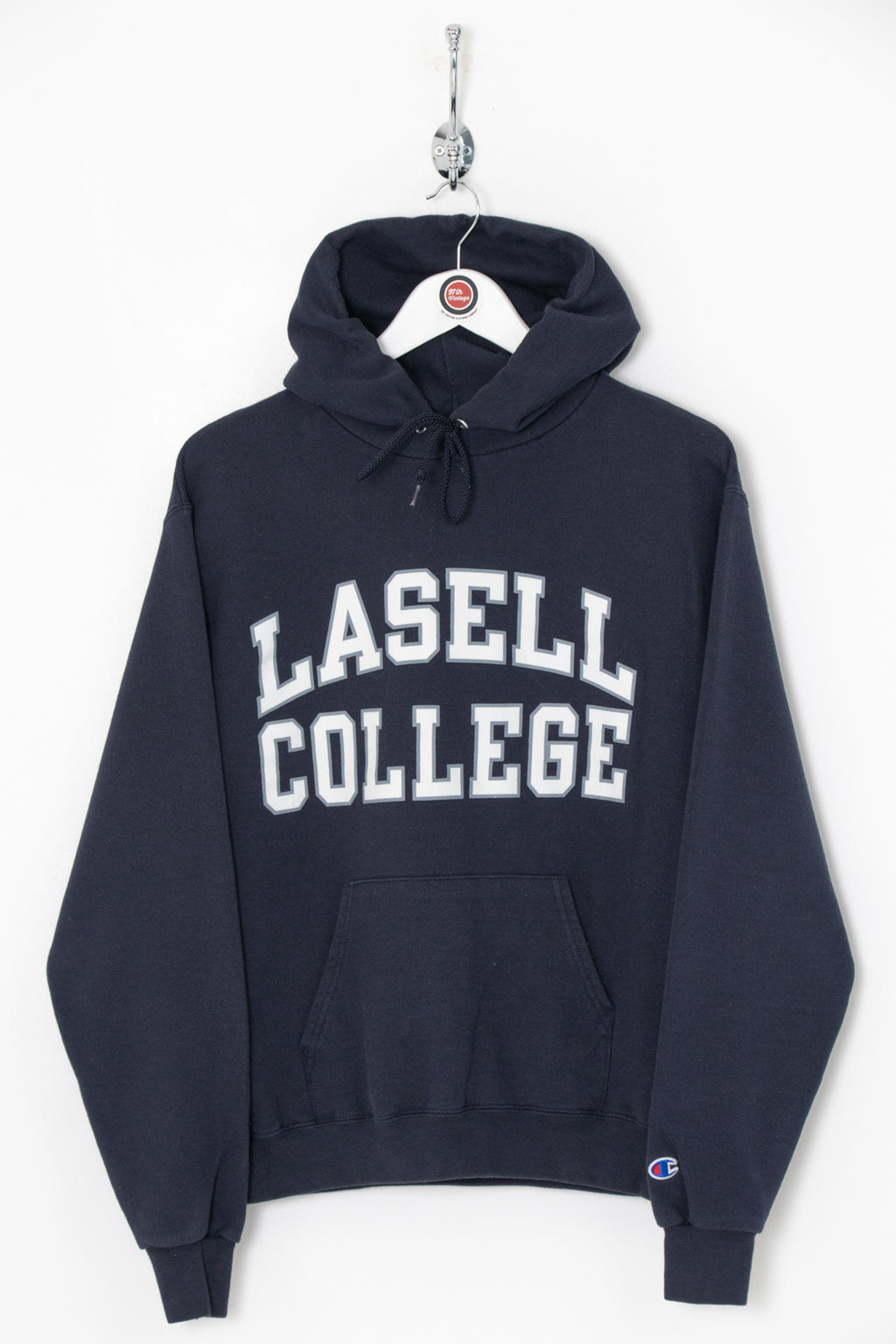 Women's Champion Lasell College Hoodie (M)