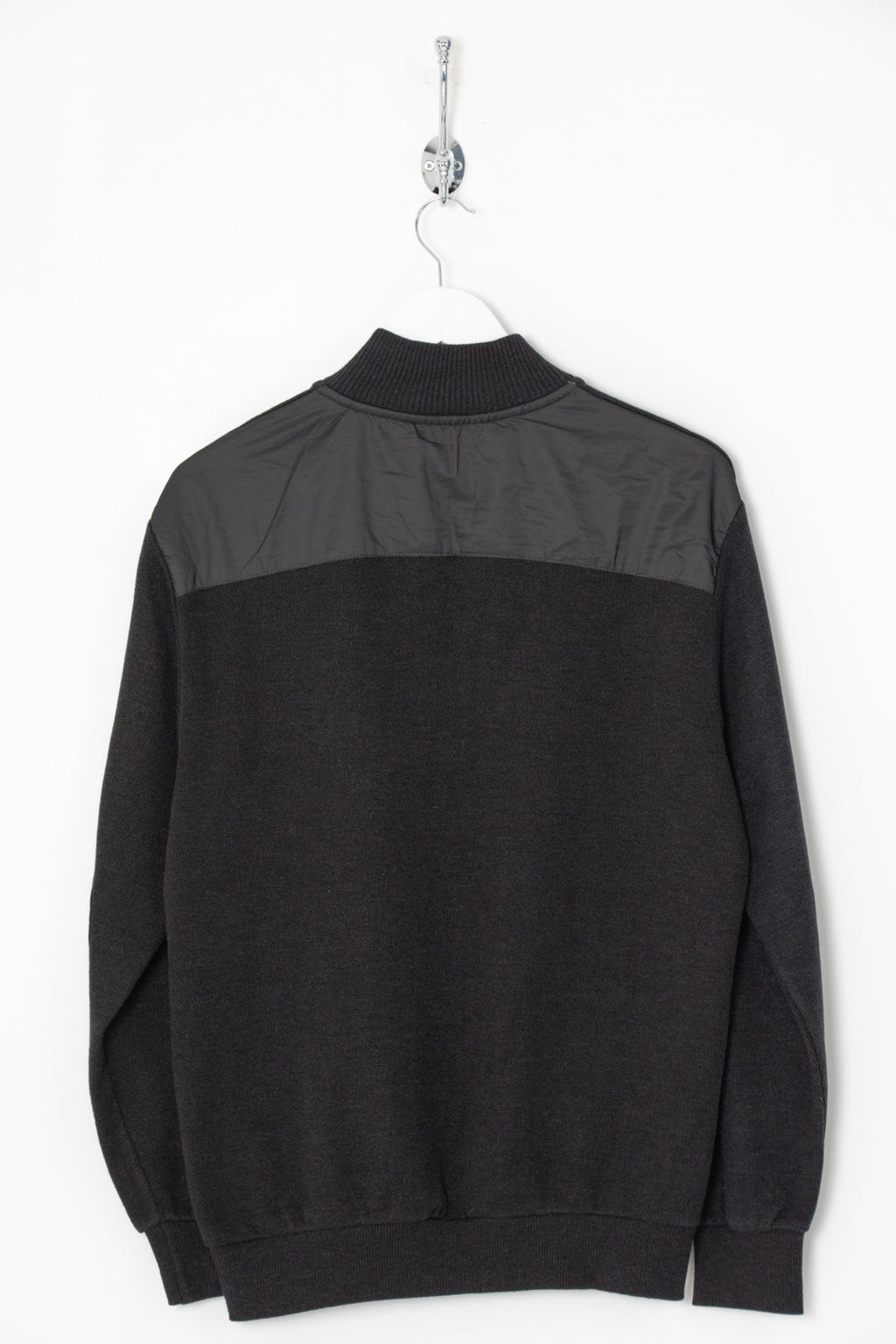 Burberry 1/4 Zip Sweatshirt (L)