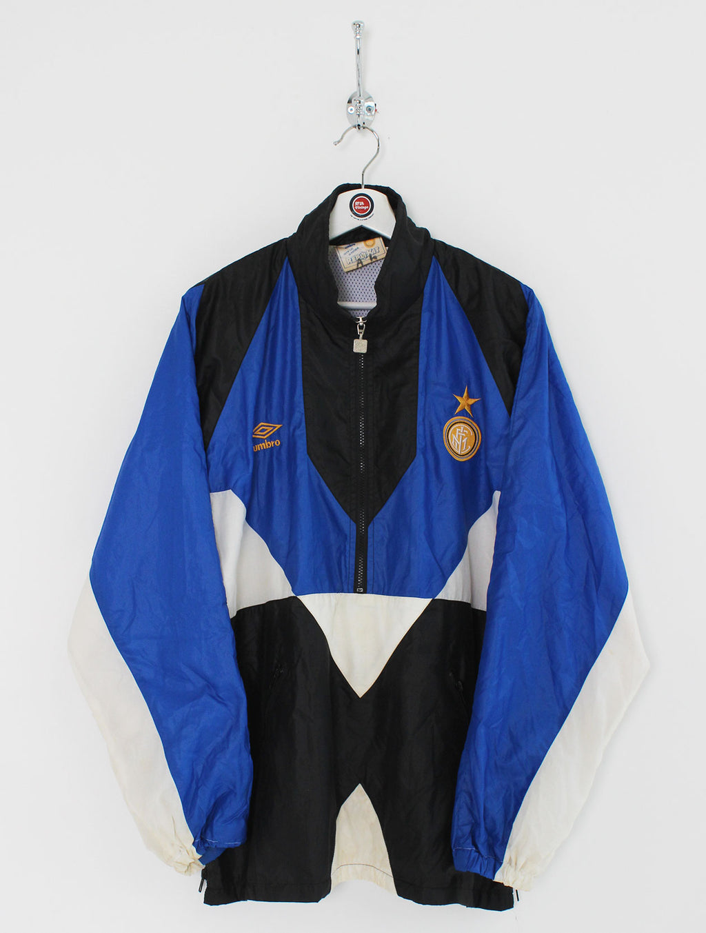 1991/92 Inter Milan Windbreaker (XL)