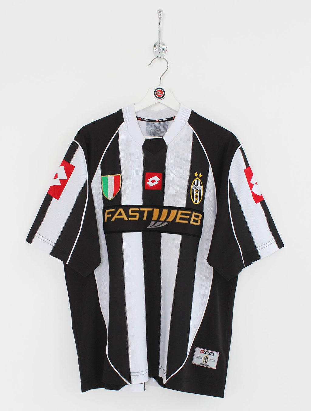 2002/03 Juventus Football Shirt (L)