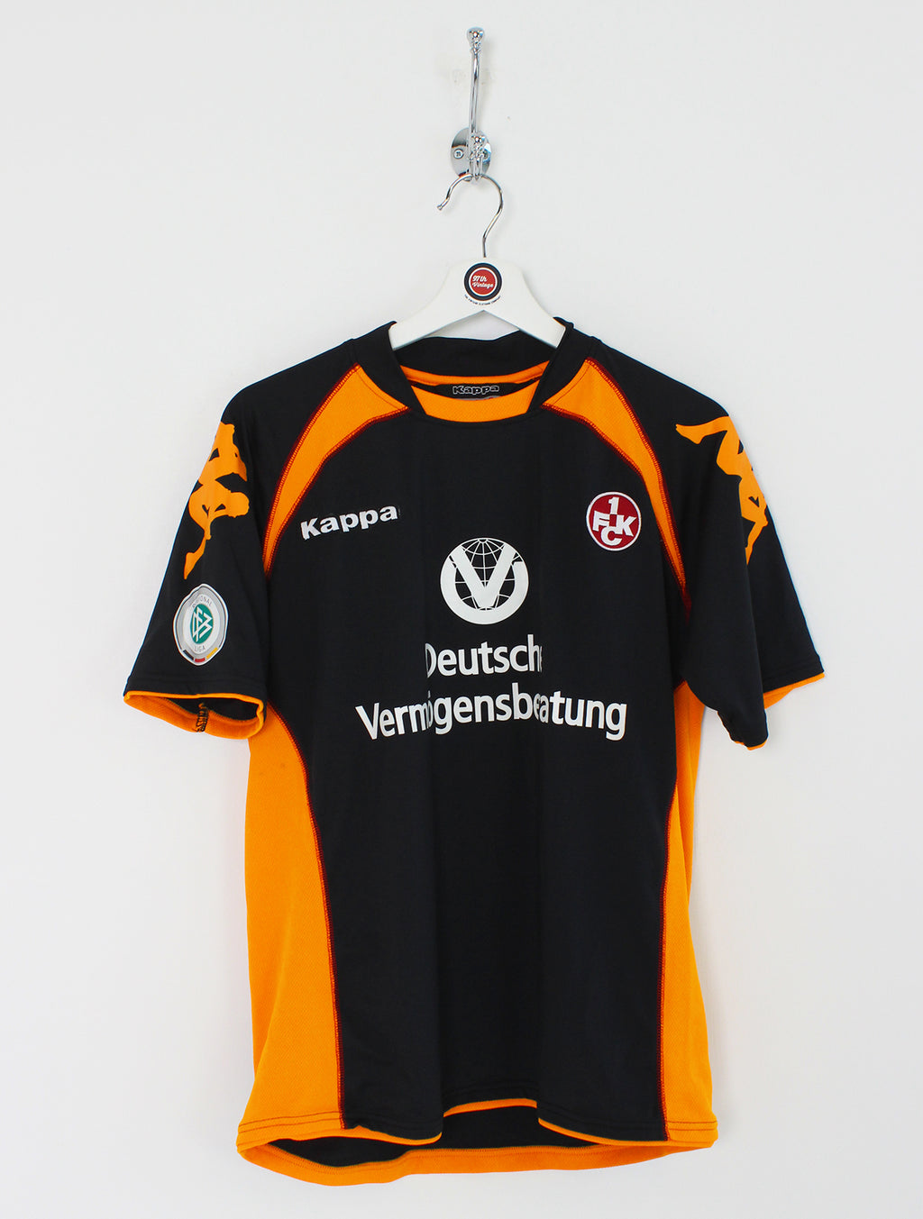 2008/09 Kaiserslautern Football Shirt (S)