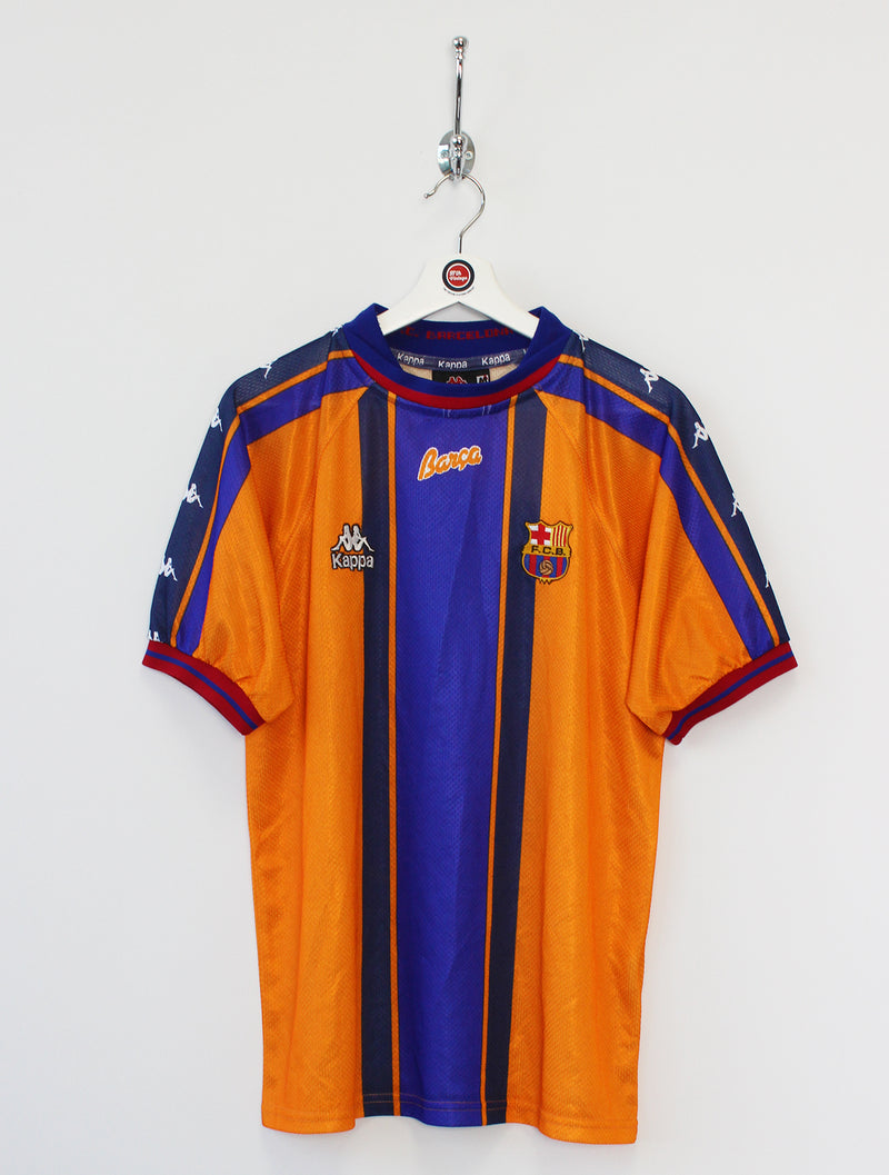 1997/98 Barcelona Football Shirt (M)