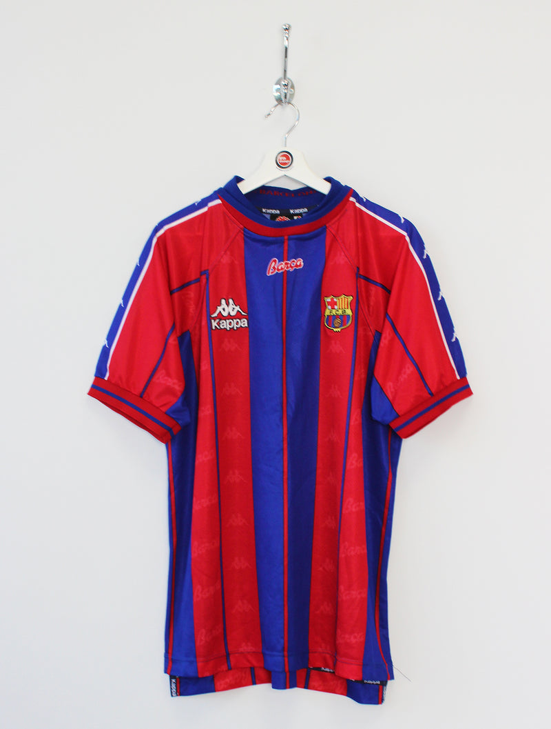 1997/98 Barcelona Football Shirt (L)