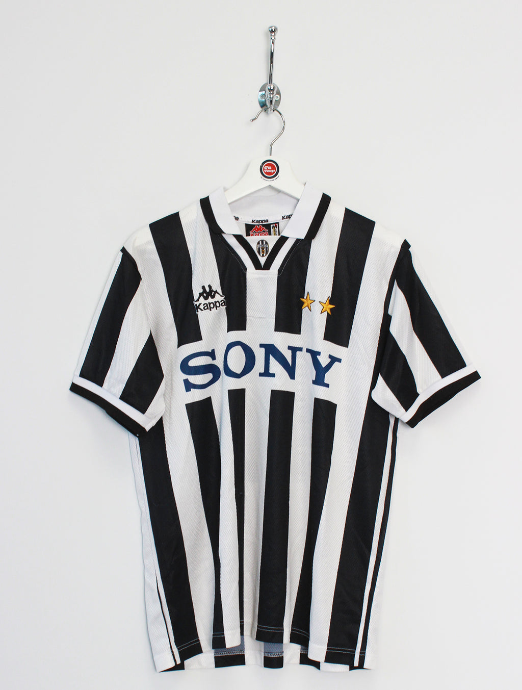 1996/97 Juventus Football Shirt (S)