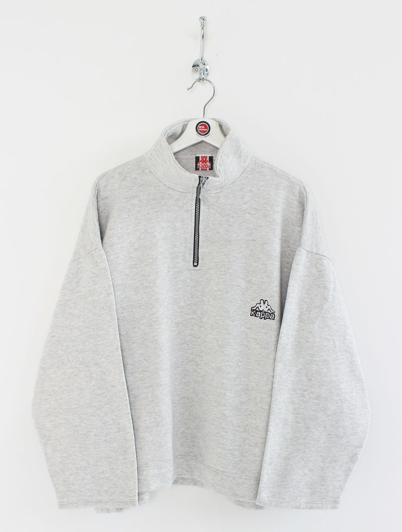Kappa 1/4 Zip Sweatshirt (XL)