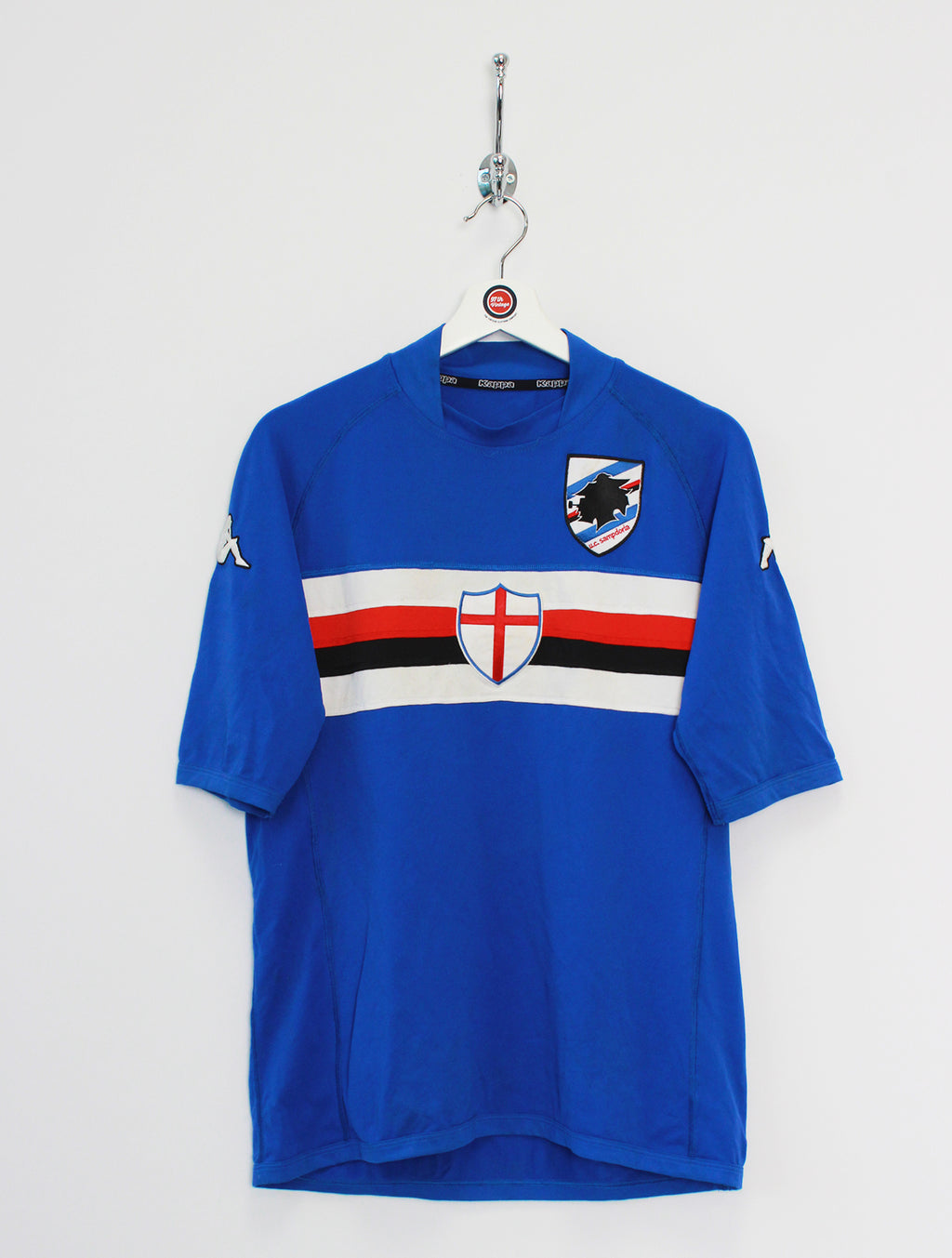 2009/10 Sampdoria Football Shirt (S)