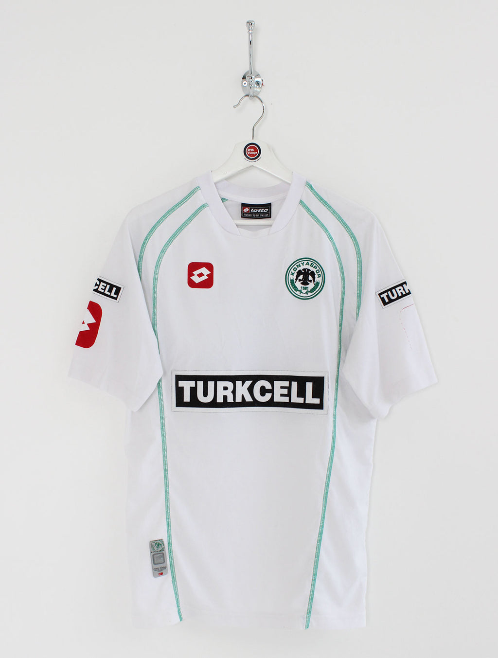 Konyaspor Football Shirt (S)