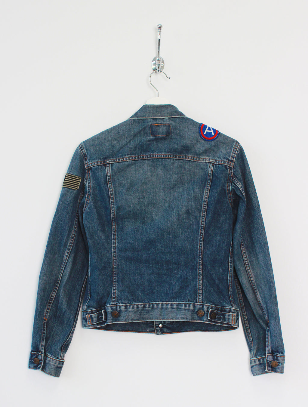 Levi's Denim Jacket (S)