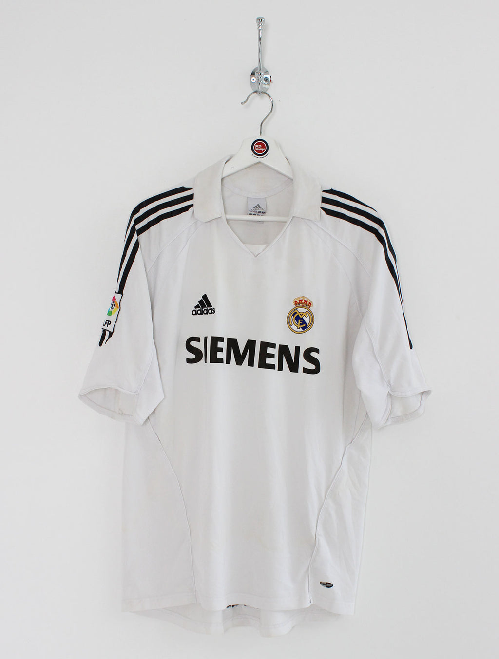 2005/06 Real Madrid Football Shirt