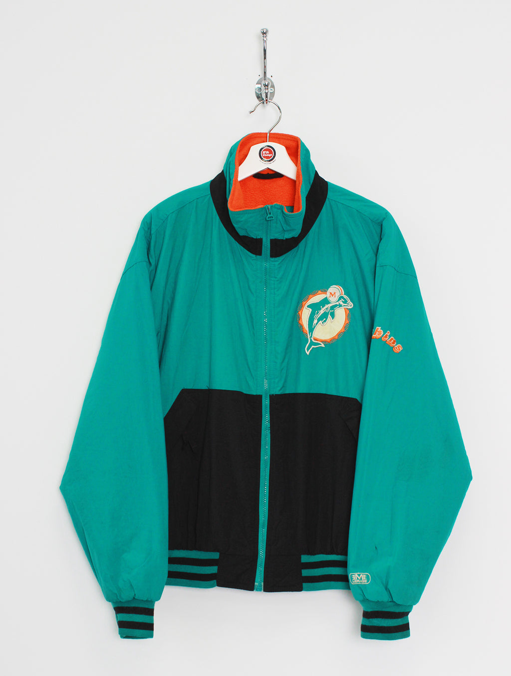 Miami Dolphins Fleece Coat (L)