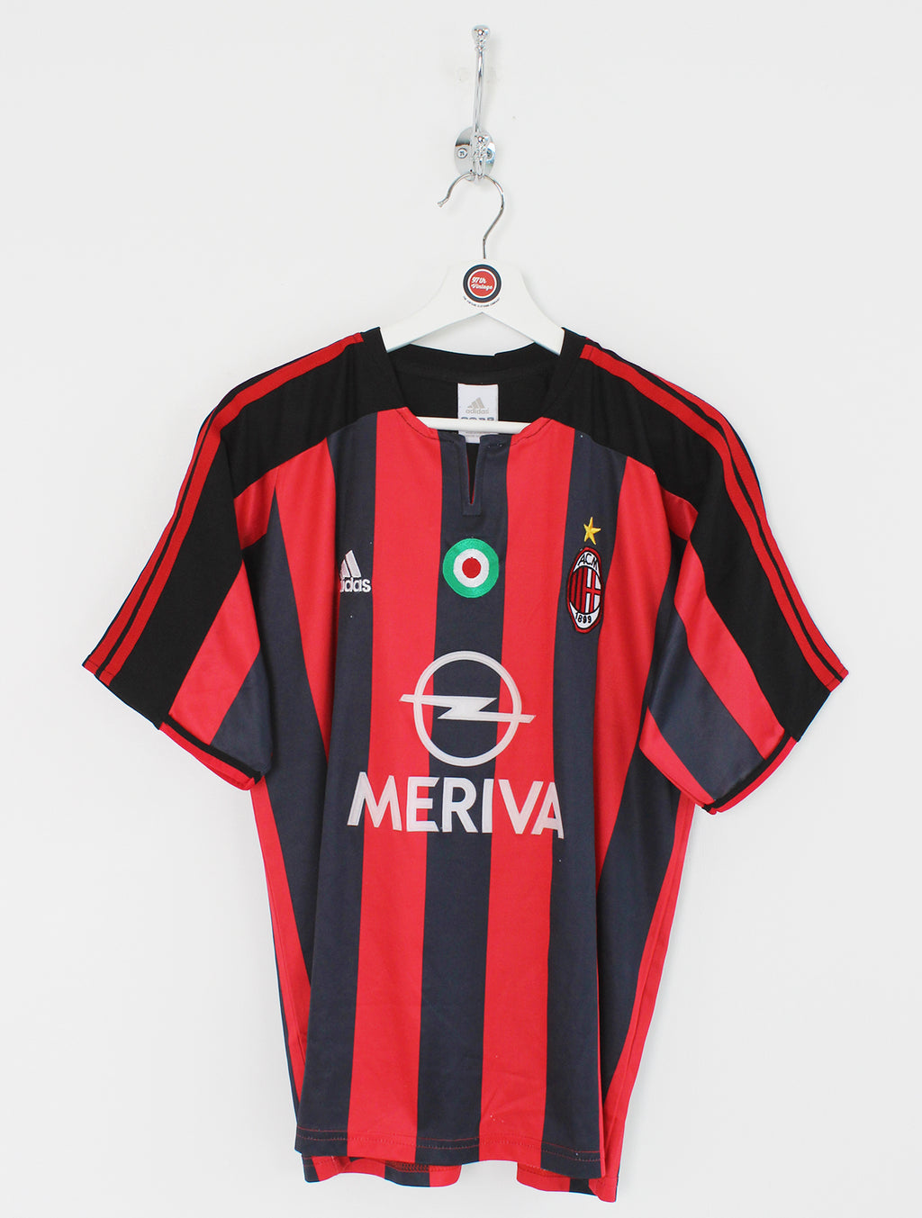 2003/04 AC Milan Football Shirt (M)