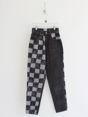 Women's Moschino Denim Trousers (24)