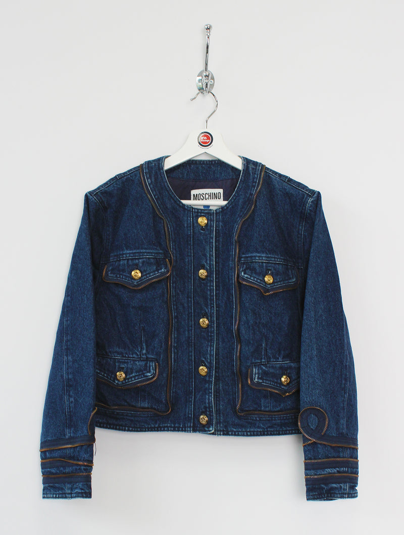 Women's Moschino Denim Jacket (S)