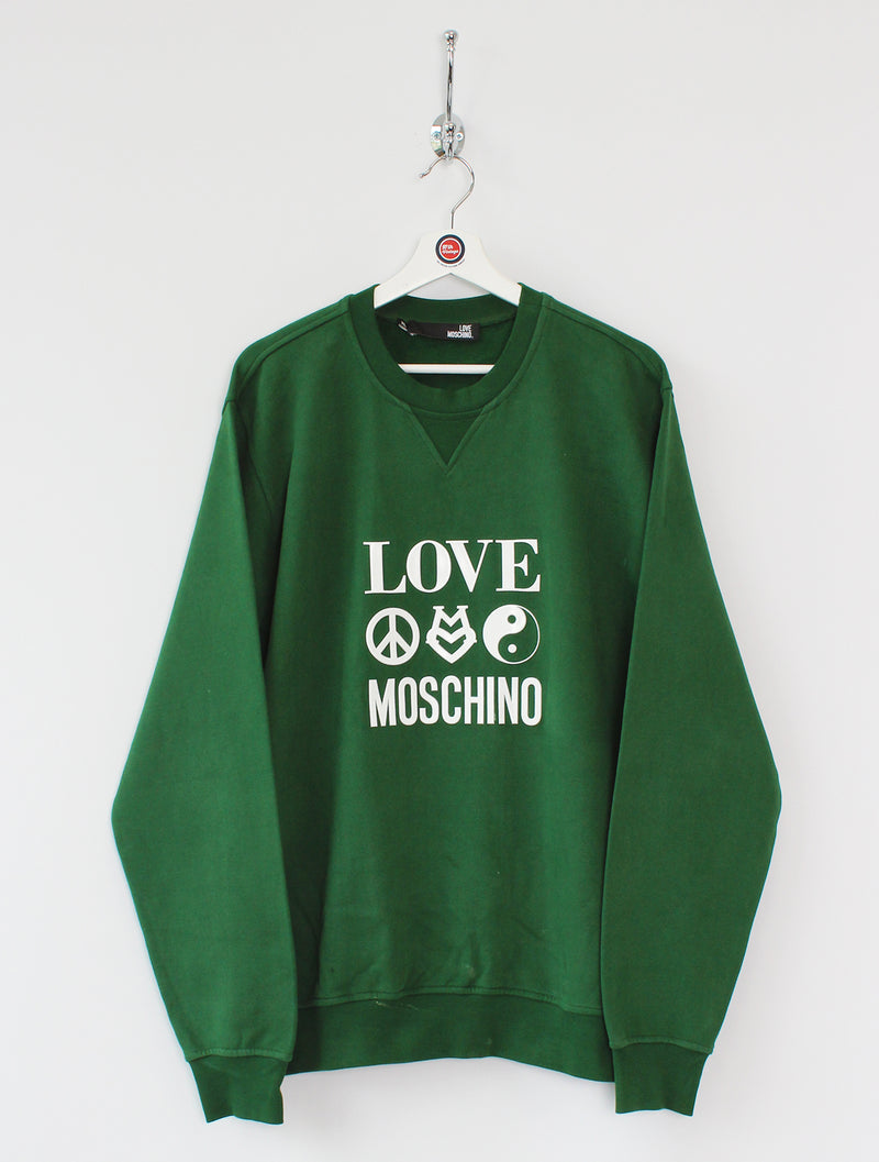 Moschino Sweatshirt (XL)