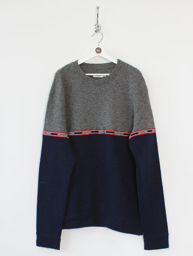 Moschino Wool Jumper (XXL)