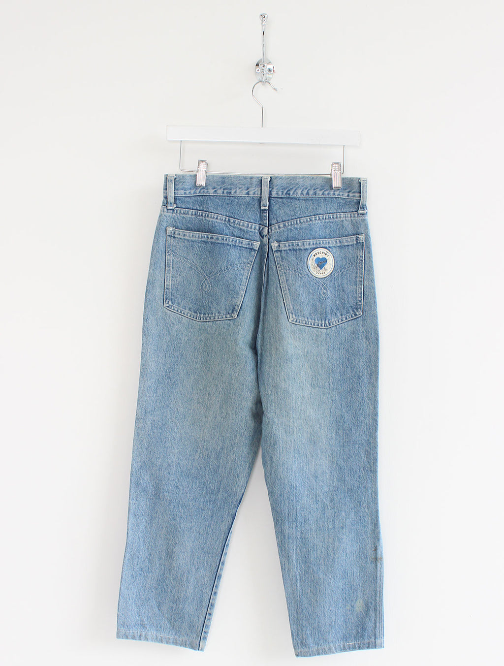 Women's Moschino High Waisted Jeans (31)