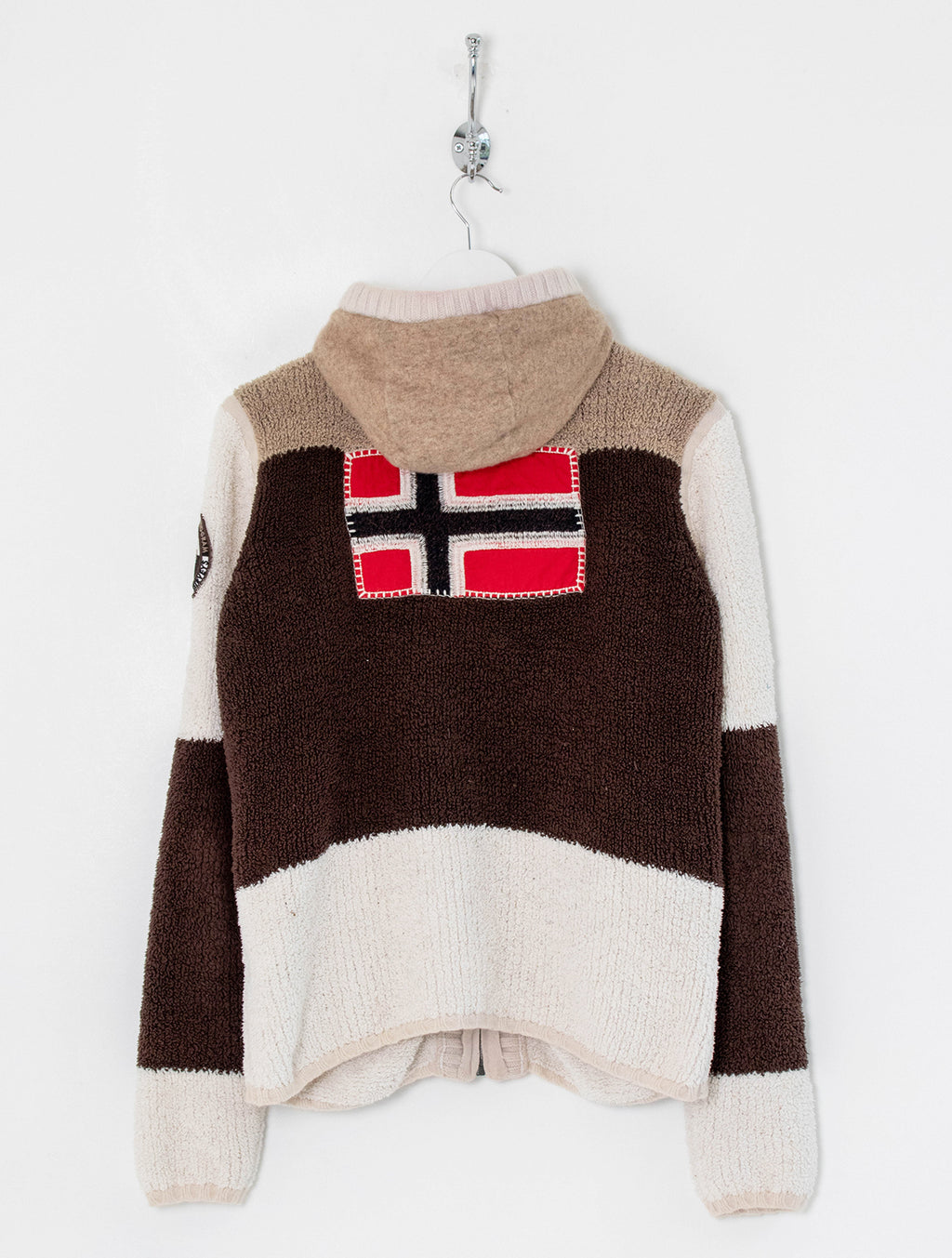 Women's Napapijri Fleece (L)