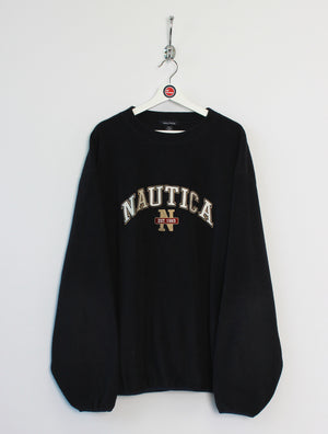 Nautica Fleece Crewneck (XXL)