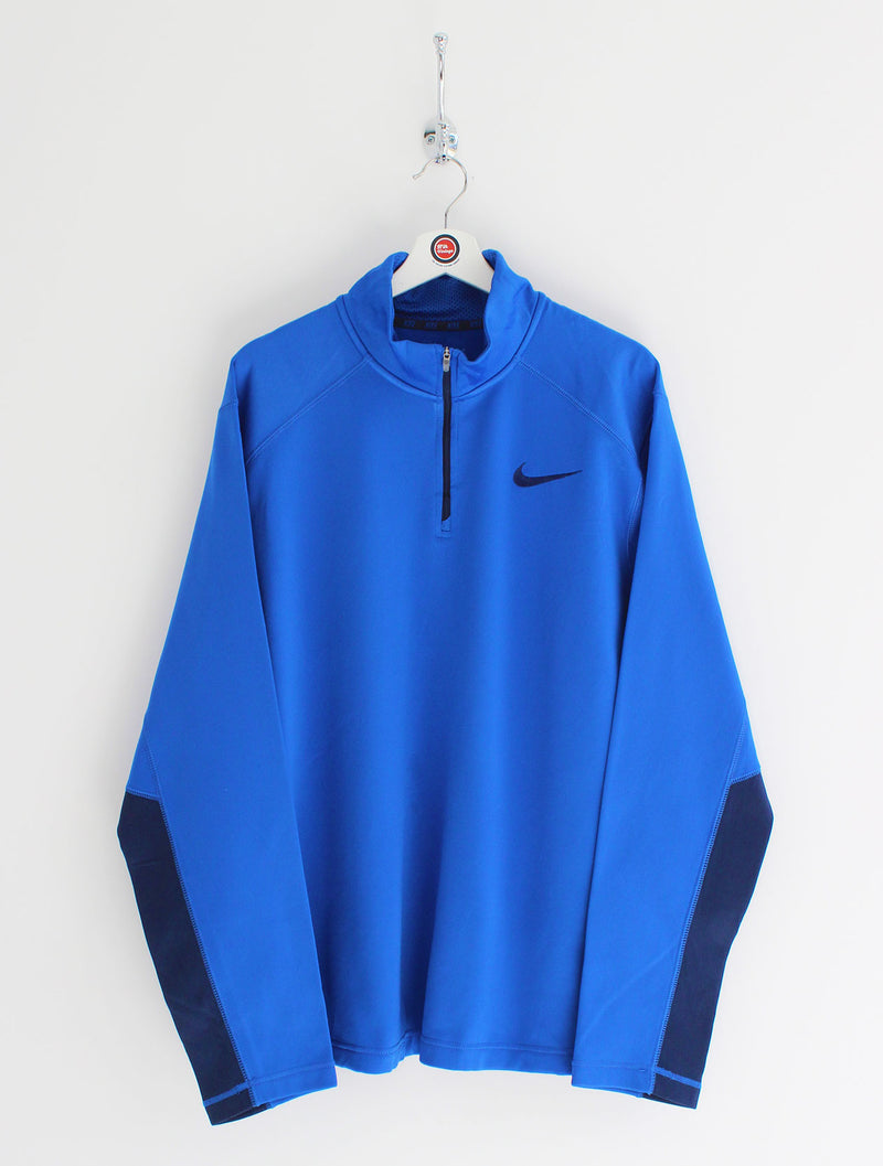 Nike 1/4 Zip Sweatshirt (XL)