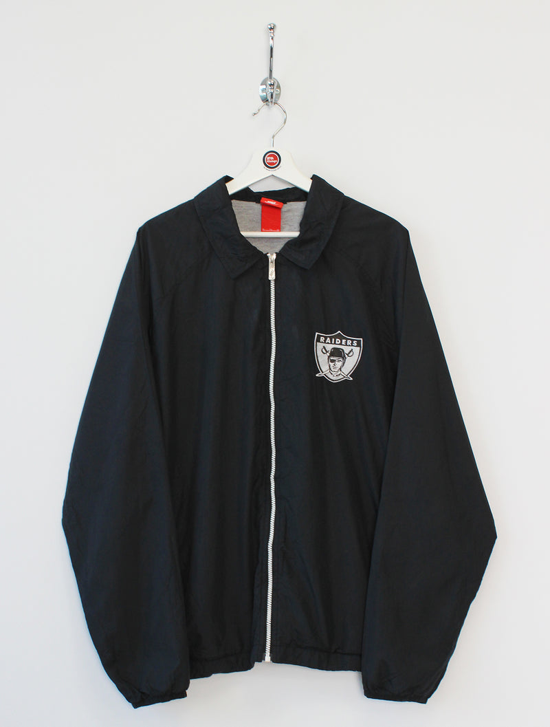 Nike Oakland Raiders Jacket (L)