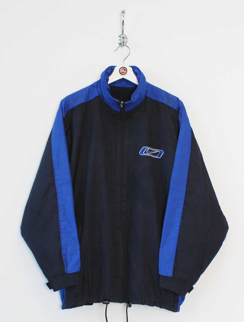 Nike Reversible Fleece Jacket (XL)