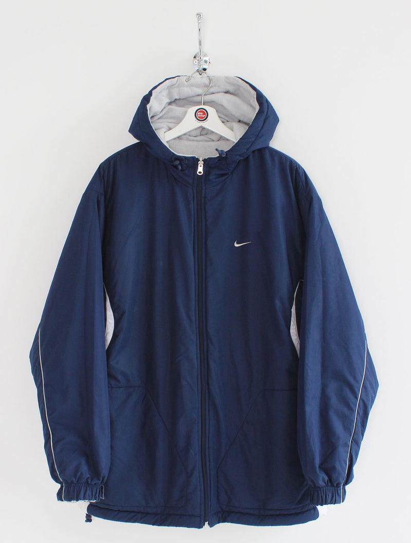 Nike Reversible Fleece Jacket (M)
